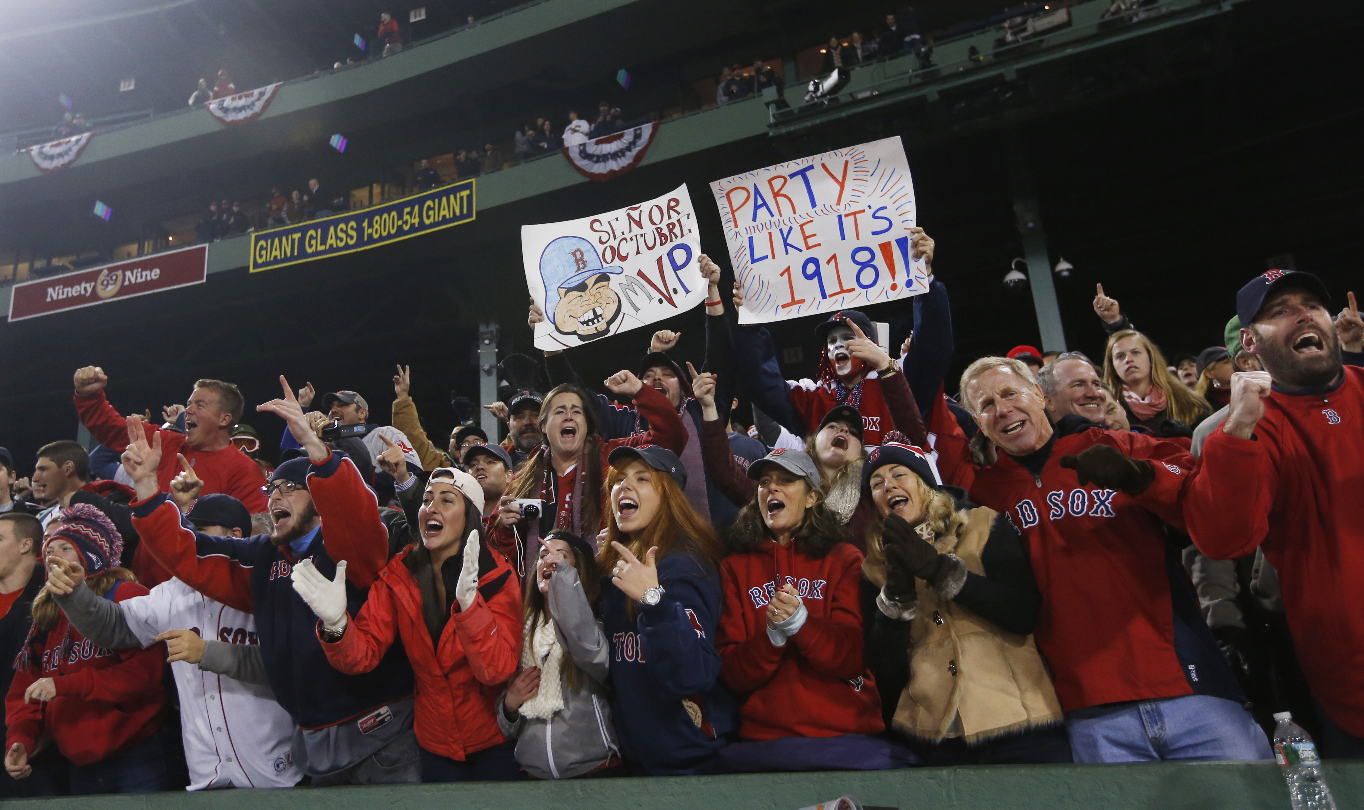 Boston too strong for the Cardinals, beats St  Louis to