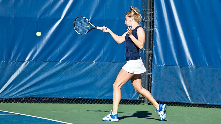 BYU women's tennis falls to Washington on the road
