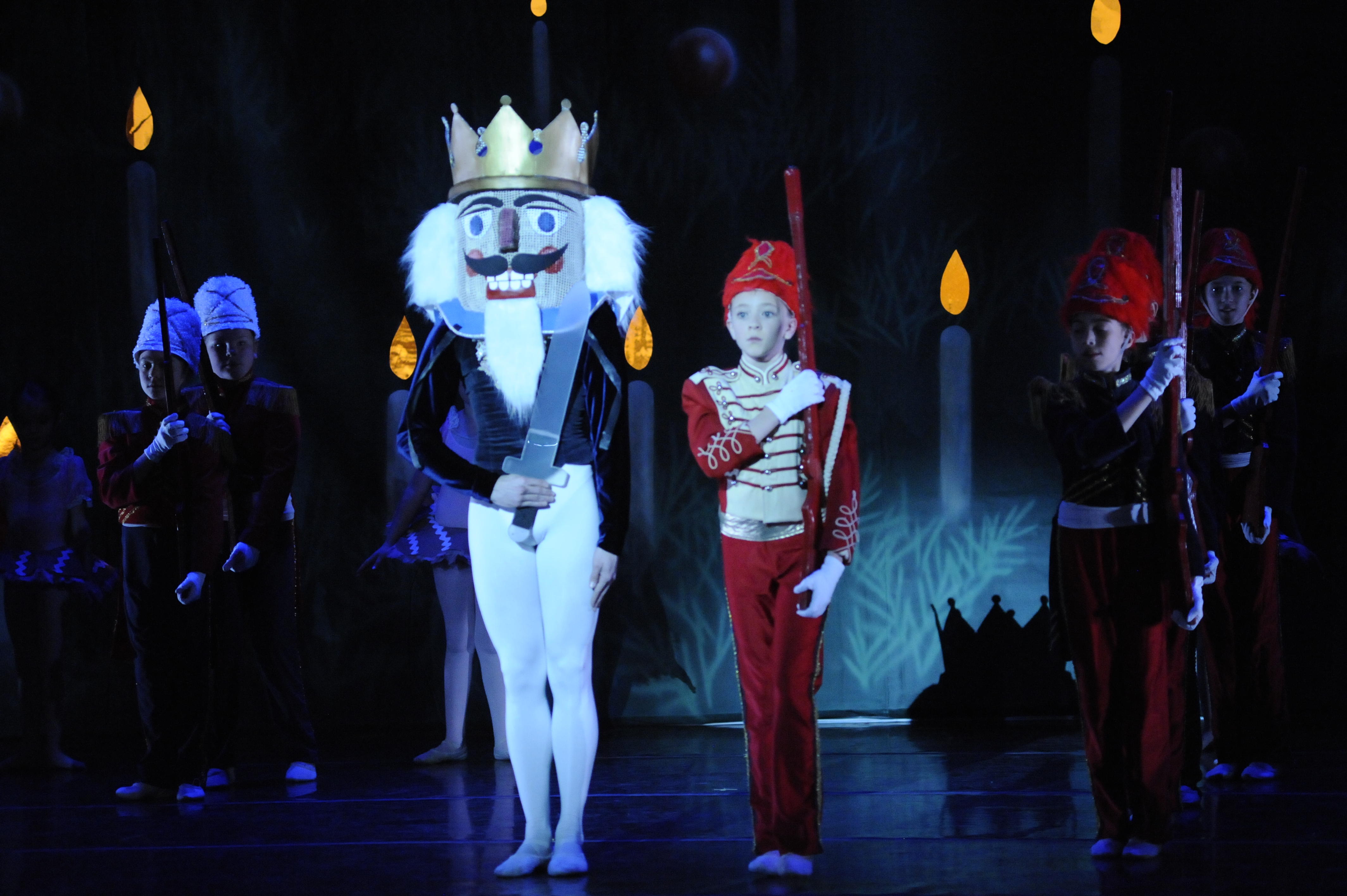 Utah Regional Ballet Brings The Nutcracker To The Covey Center For The Arts The Daily Universe