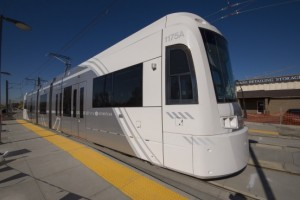 UTA hopes the S-line will help raise access to local business and be a good alternative travel option. Photo courtesy of UTA.