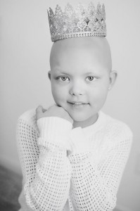 Cami Carver, Chelsea Carver's daughter, is the inspiration behind PS I Adore You. She relapsed with Leukemia in September, but is currently 100% cancer free. Photo courtesy of PS I Adore You.