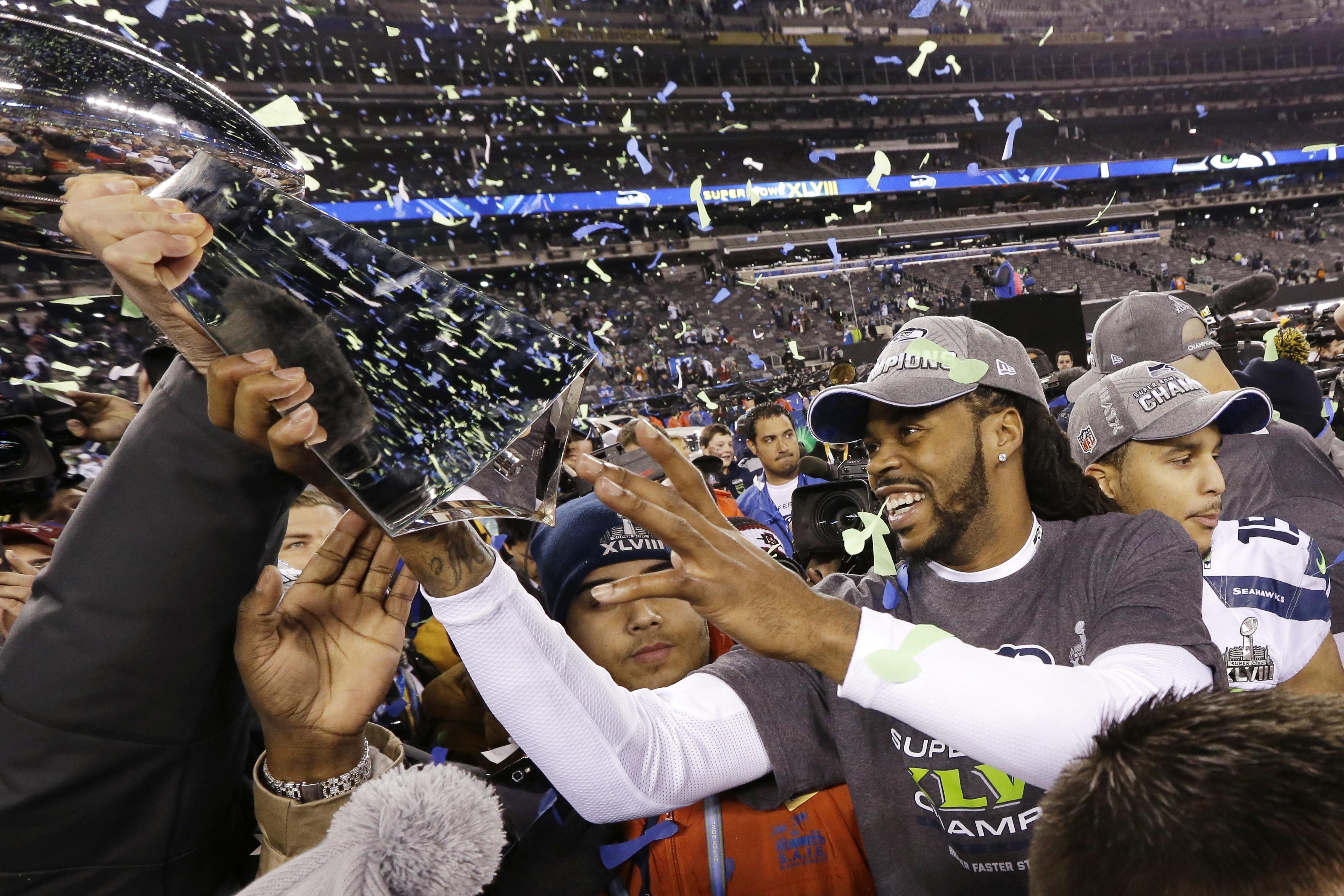 Seahawks Soar Past Broncos In Lopsided Super Bowl