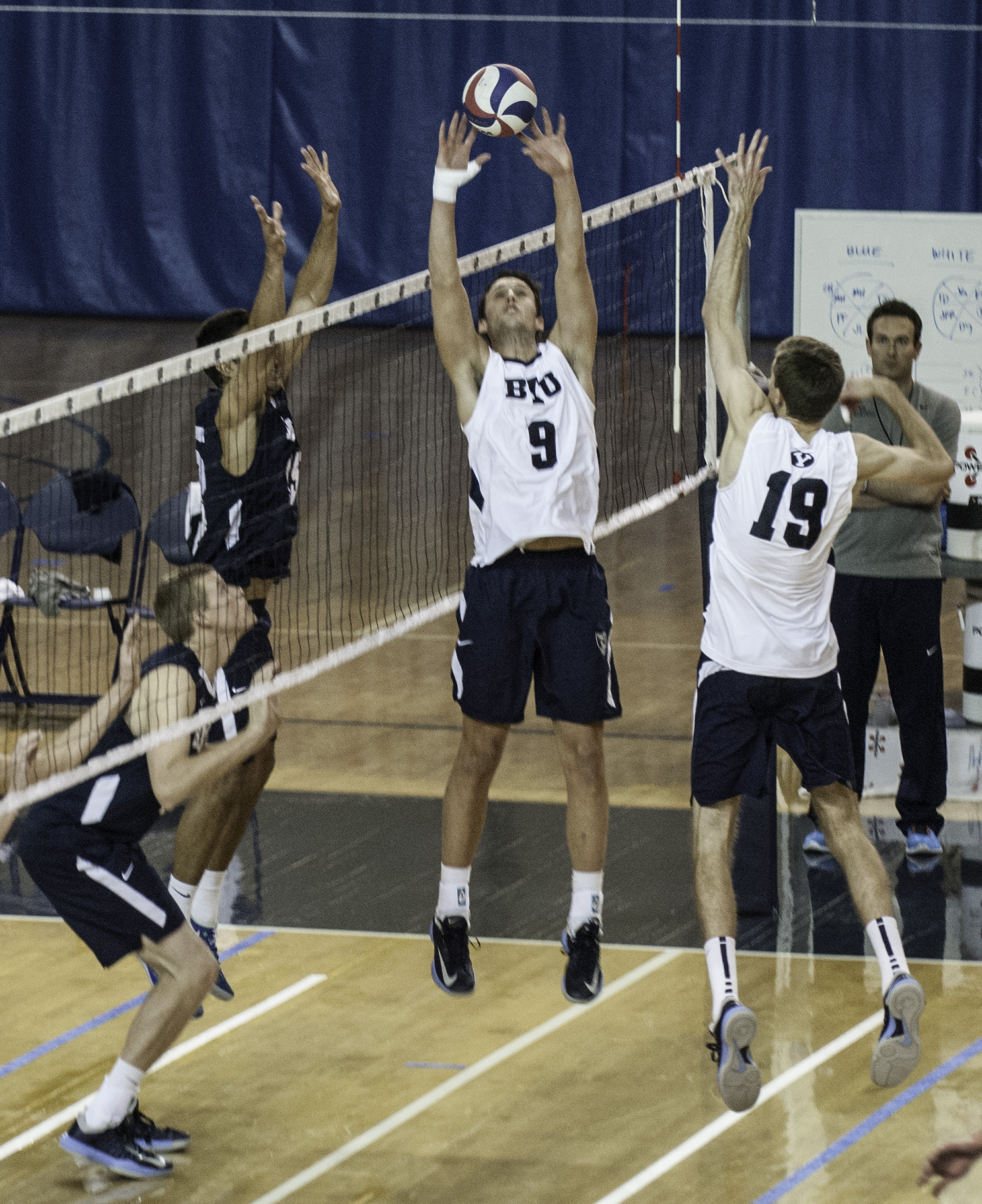 Volleyball Magazine Fab 50: BYU's Sophomore Setter Provides A 'Heap' Of Big Plays