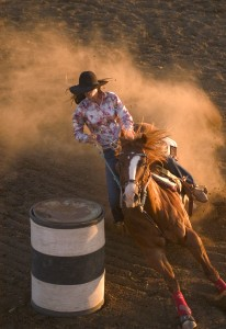 Rodeo is South Dakota's state sport. South Dakota is one of the best states for young people.