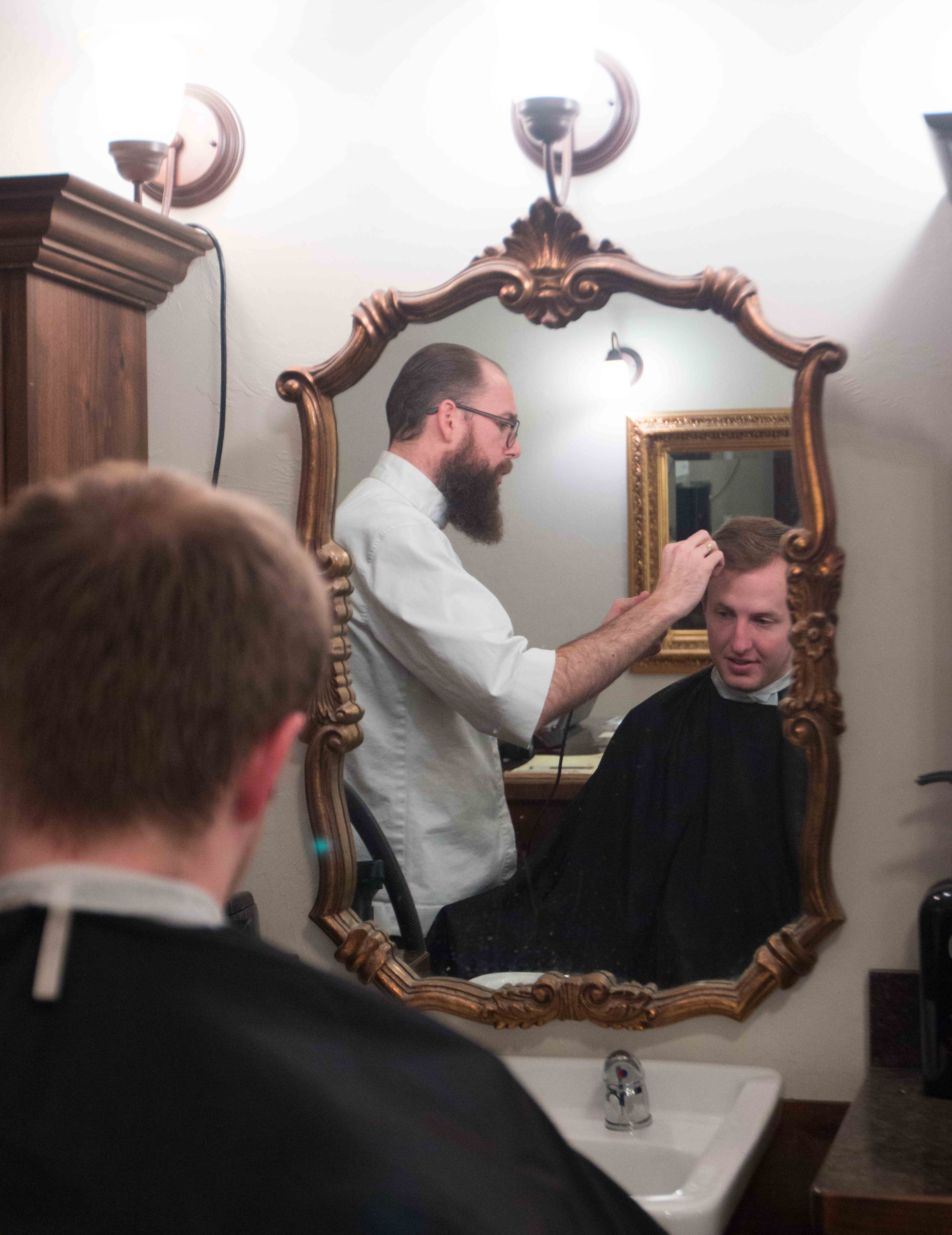 Provo Musician Styling Hair And Music The Daily Universe