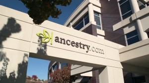 Ancestry.com headquarters located in Provo, Utah (Heather Erickson)