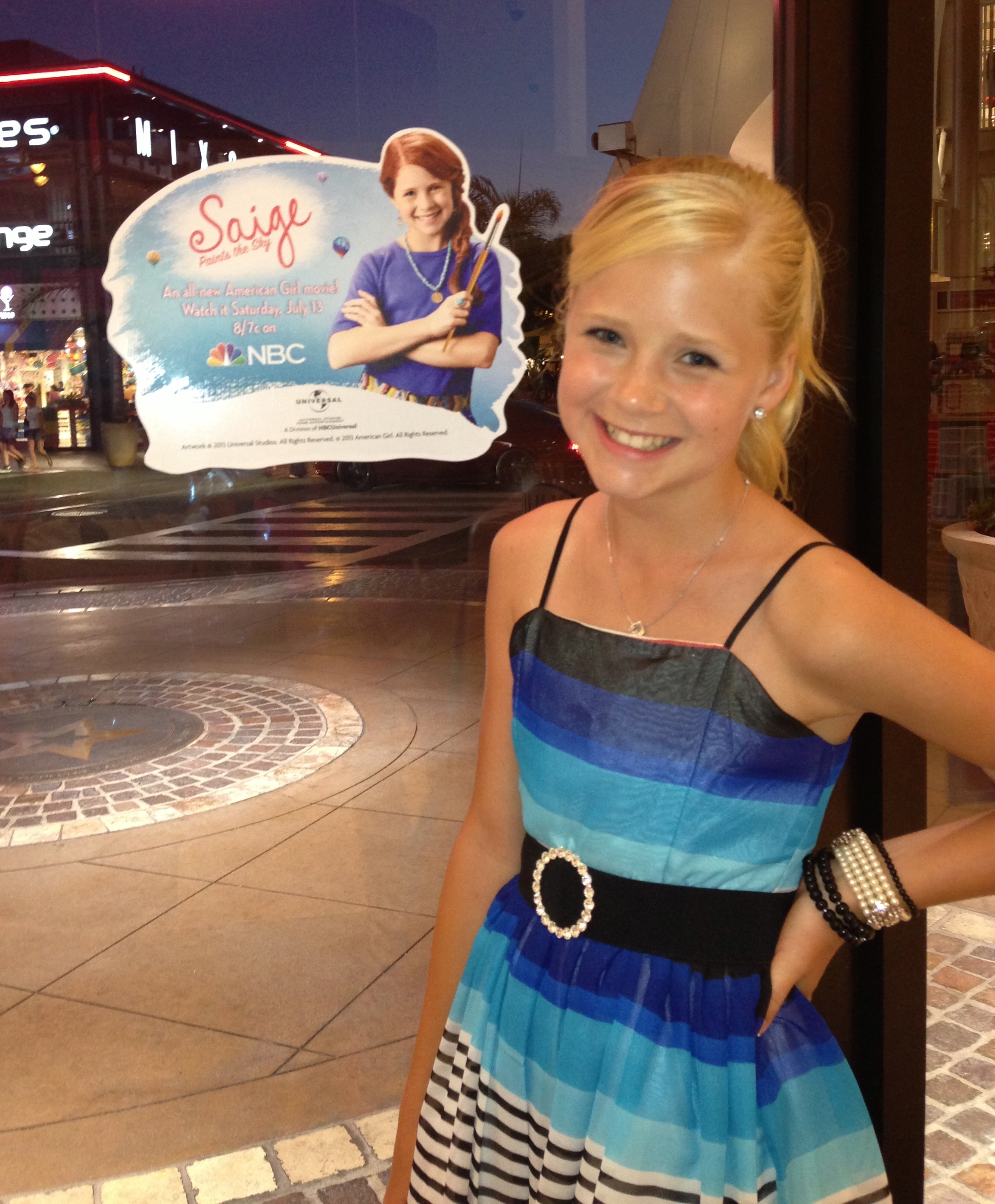 All American Girl Movie sidney fullmer: hollywood's next lds child star - the daily