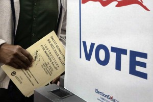 Illinois Election Early Voting