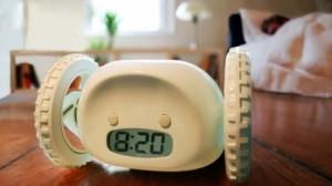 alarm bed