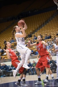 Lexi Eaton and the Cougars hope to conquer Gonzaga for their first conference championship since 2011. (Universe photo)