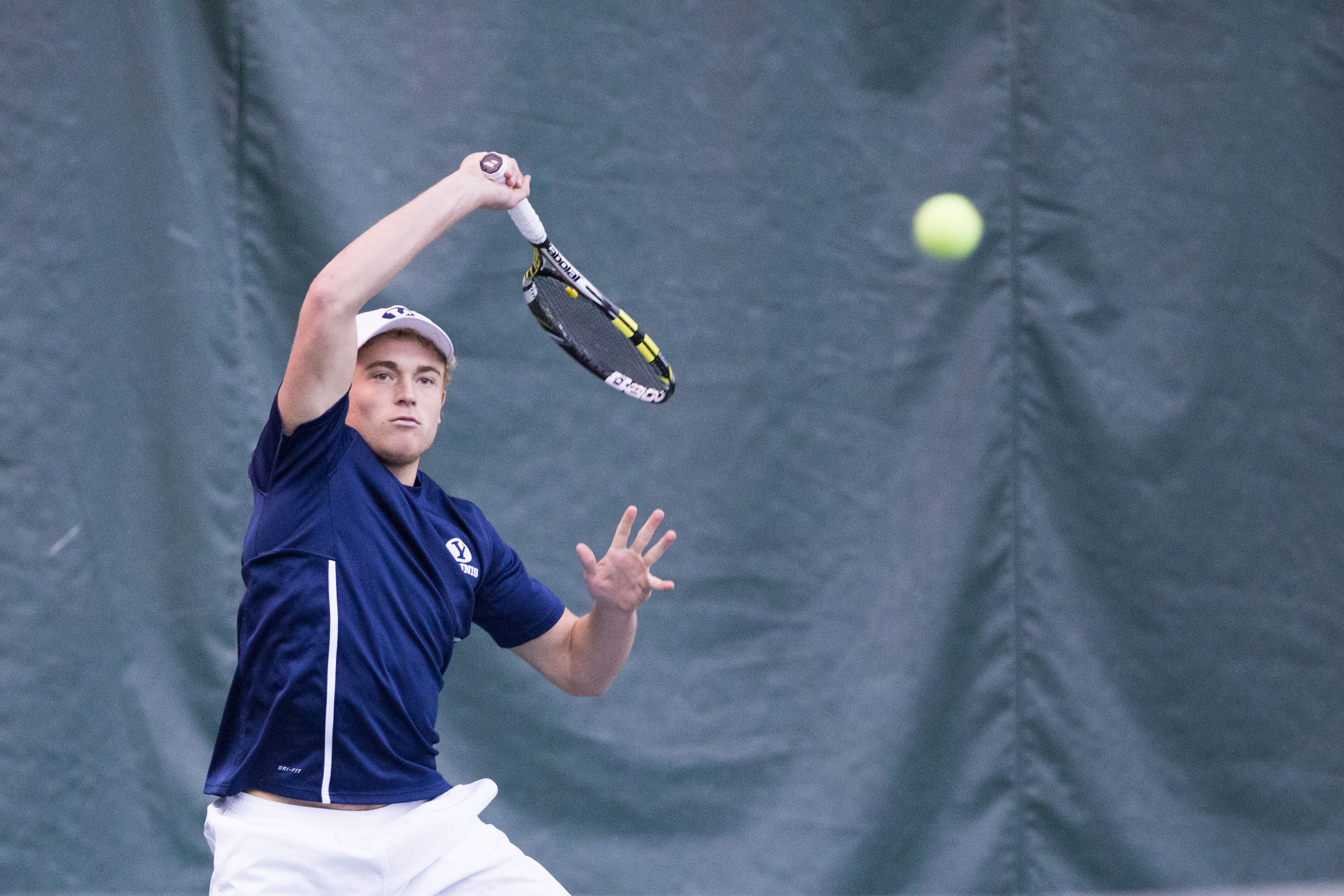 BYU Men's Tennis sweeps in Hawaii - The Daily Universe