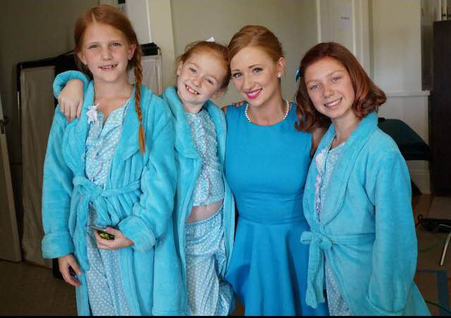 lds poo pourri actress helps prevent national stink the daily universe
