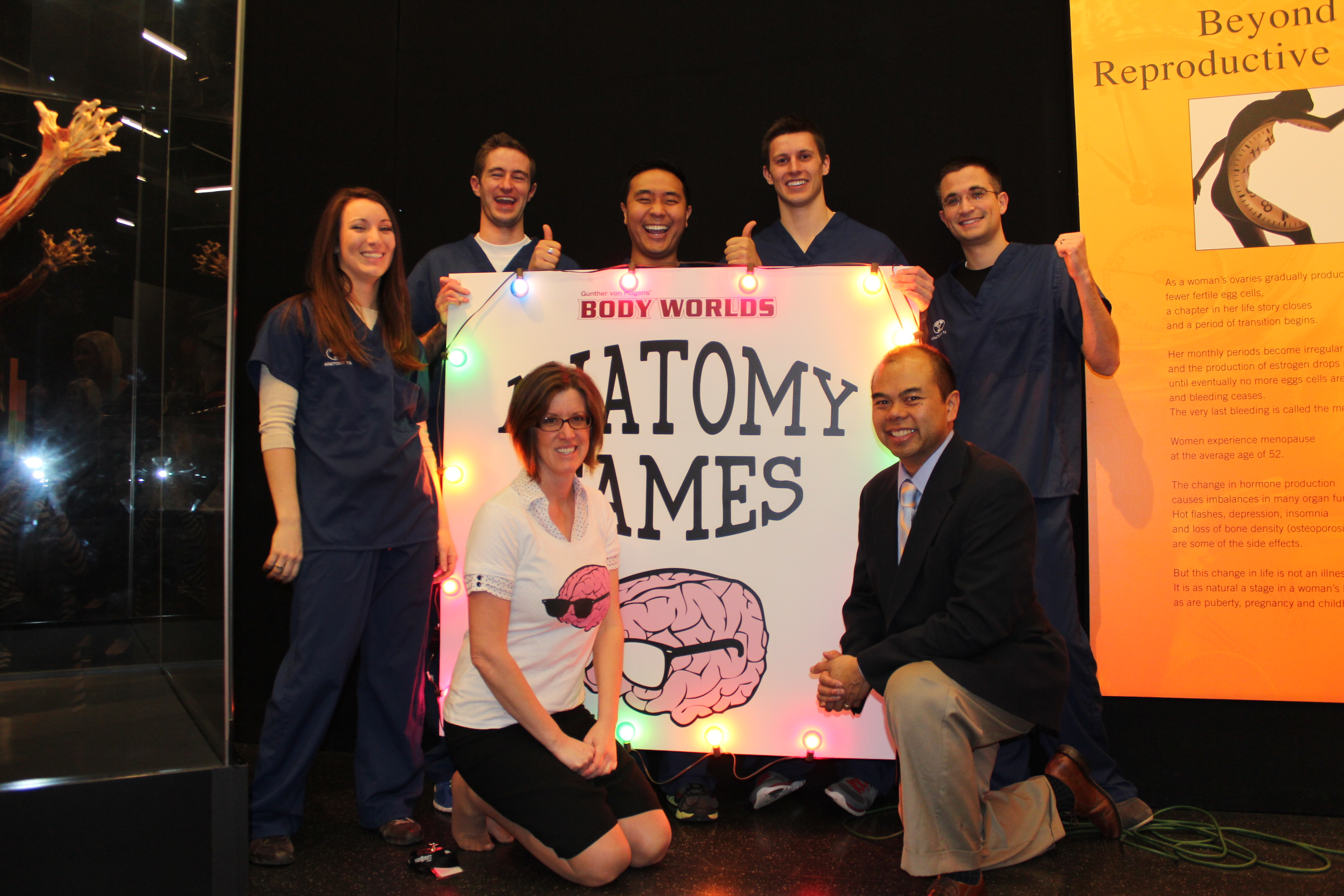 BYU teams with high school students at first Anatomy Games ...