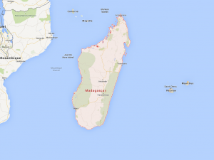 The Madagascar Antananarivo Mission covers the islands of Madagascar, Reunion and Mauritius. Missionaries called French speaking serve in Reunion and Mauritius and never see the mission home on Madagascar. (Google Maps)