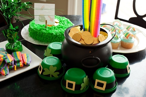 How To Throw An Awesome Alcohol Free Saint Patricks Day Party