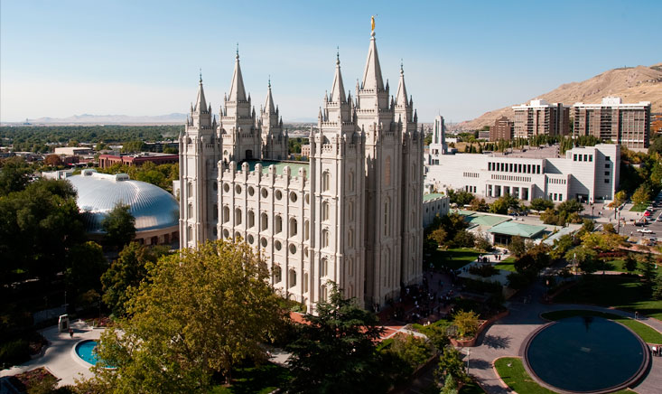 Church assigning 'specialists' to promote political activity in Utah