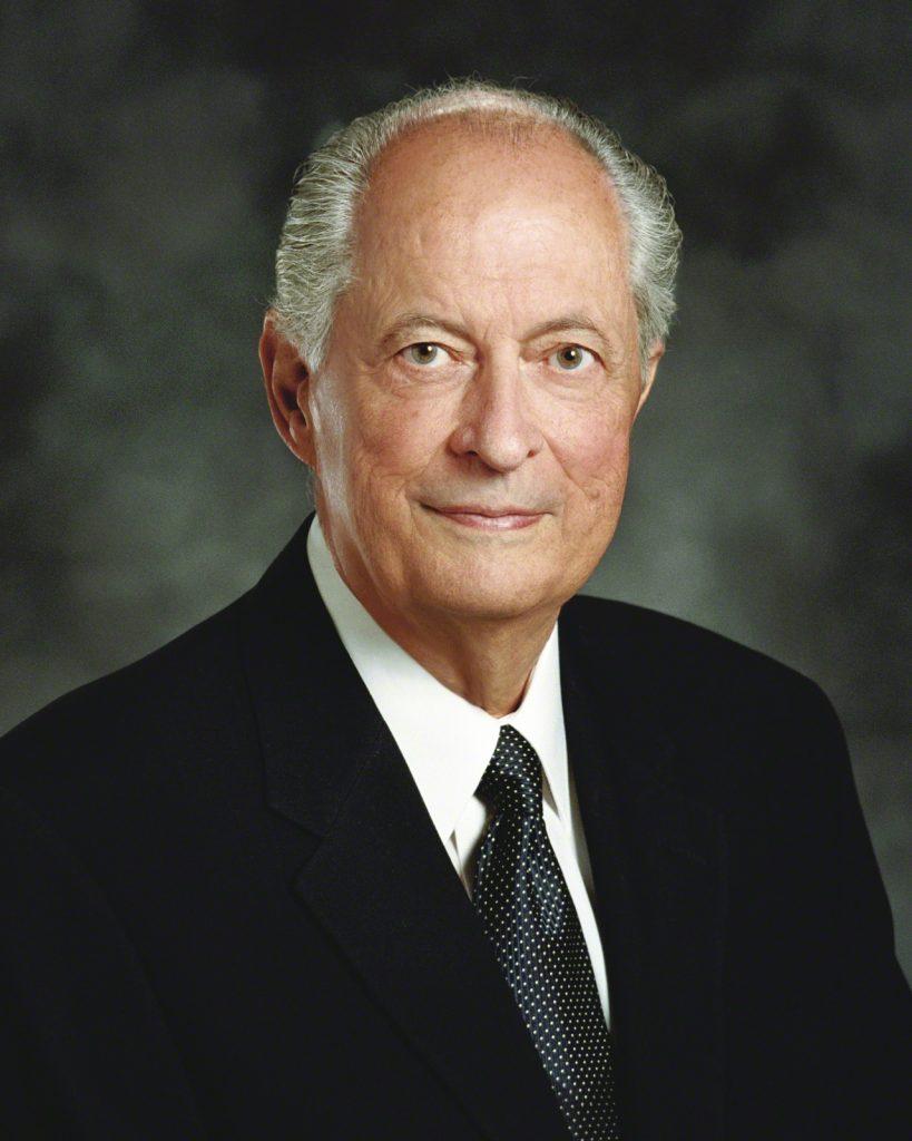 Elder Robert D  Hales dies at age 85 - The Daily Universe