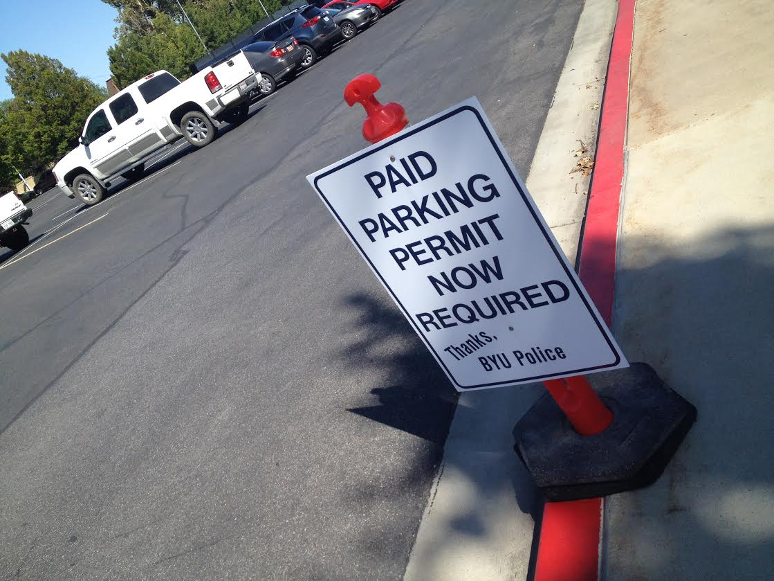 BYU changes parking policies - The Daily Universe