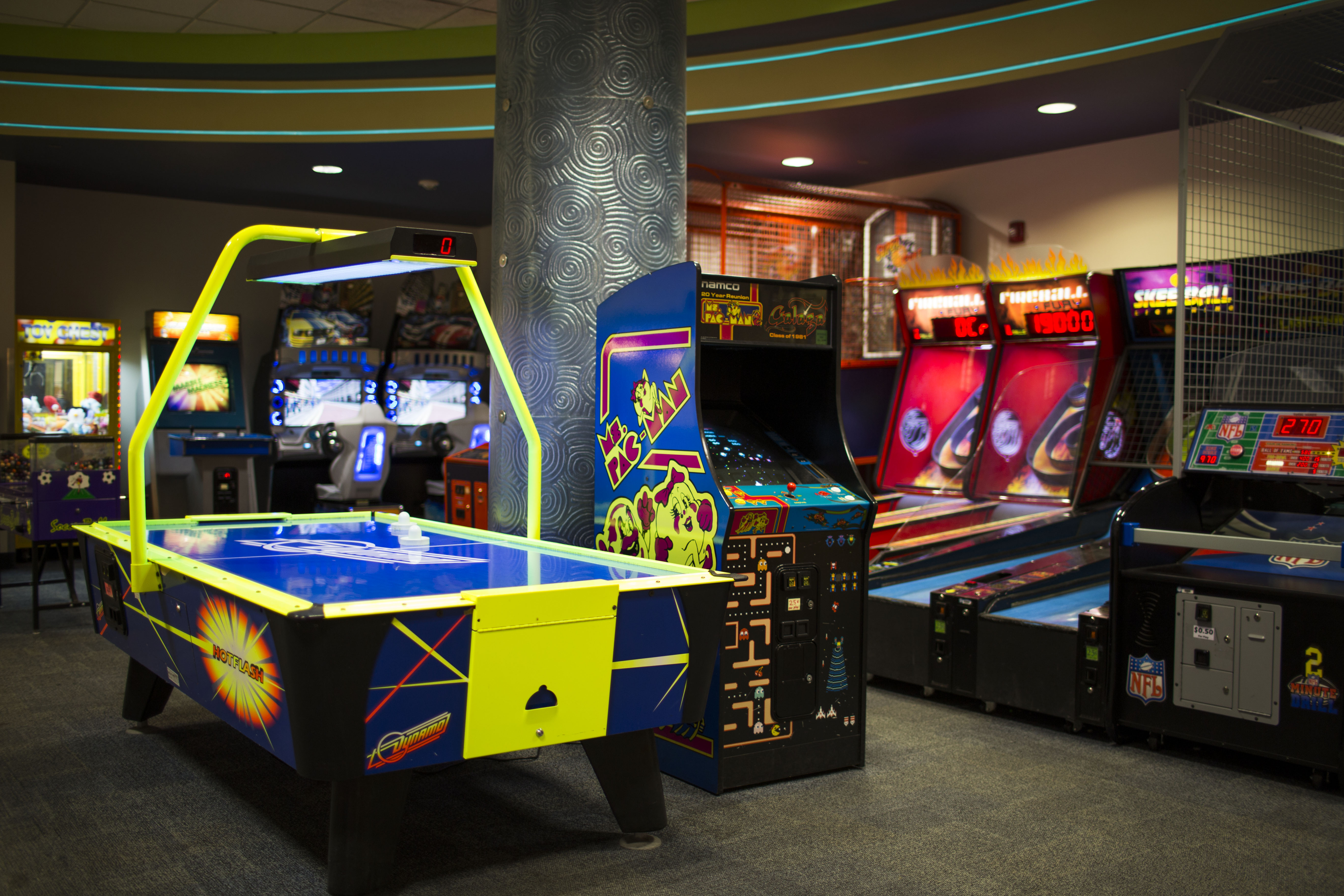 Ideas For Game Room In Club House