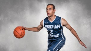 Chatman projects to be a crucial player in the rotation. In 2012 he was the Gatorade Player of the Year. (BYU Photo)