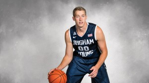 Davis may be a starting forward for the Cougars. He will wear no. 21 this season. (BYU Photo)