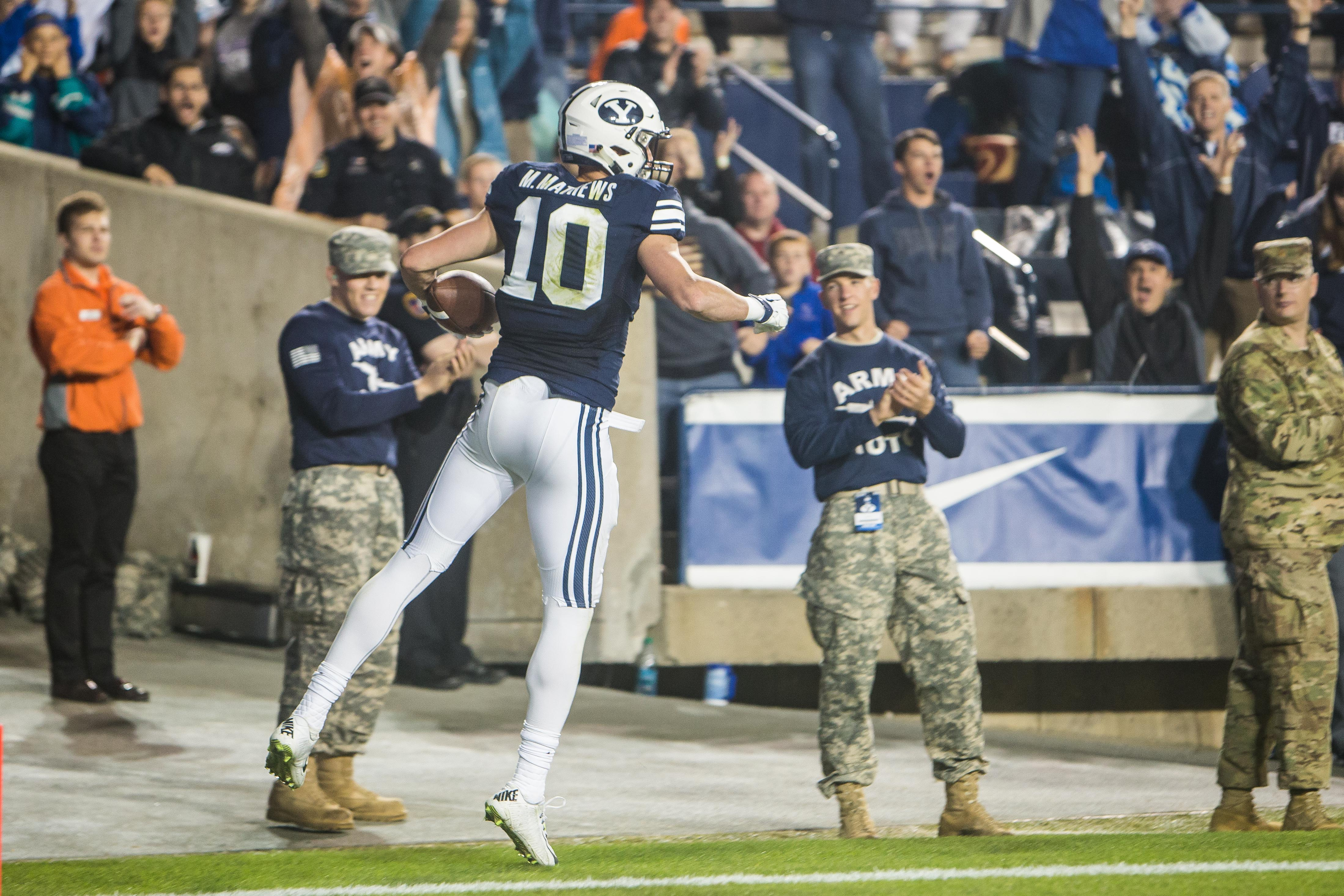BYU downs UConn in fourth quarter, prepares for Homecoming against