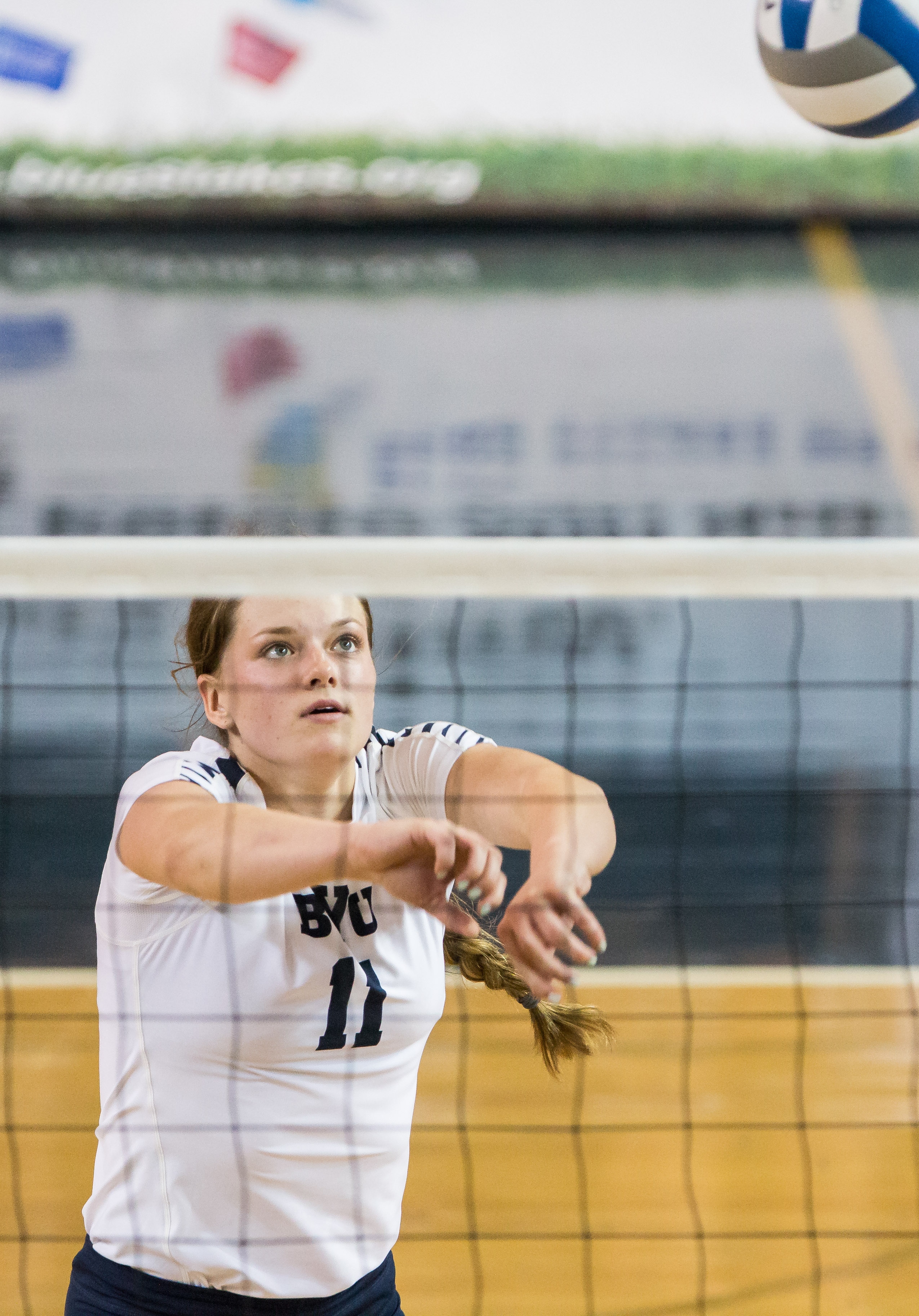 Byu Women S Volleyball Freshmen Open Up About Playing Time Pressure The Daily Universe