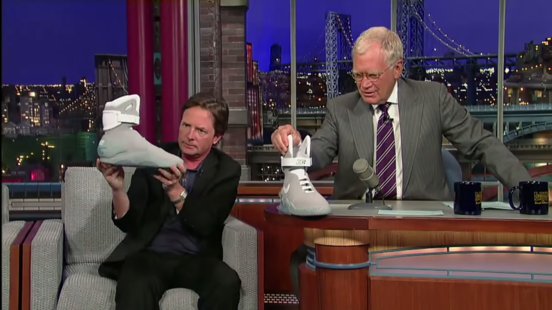 Nike creates McFly's shoes The Daily Universe