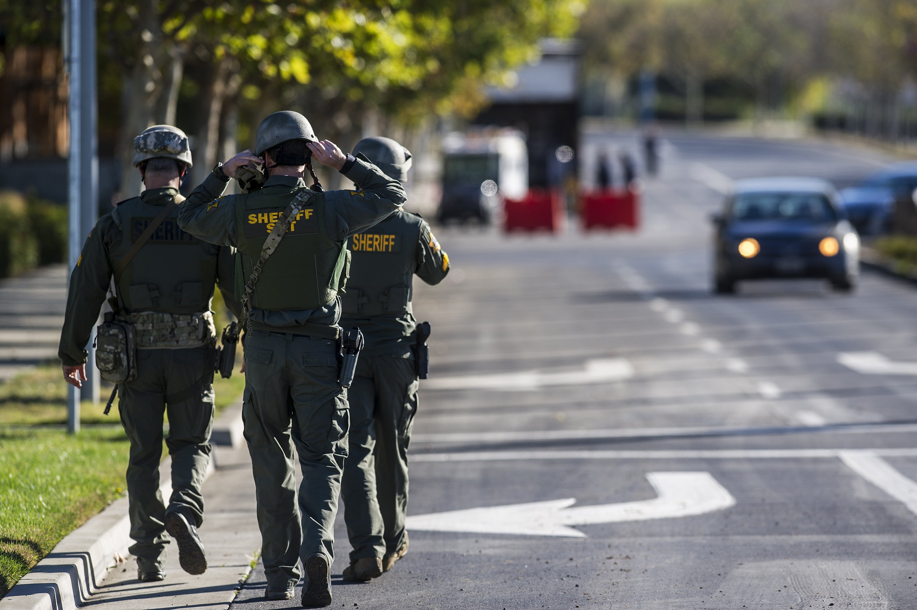 Five people injured after University of California stabbing