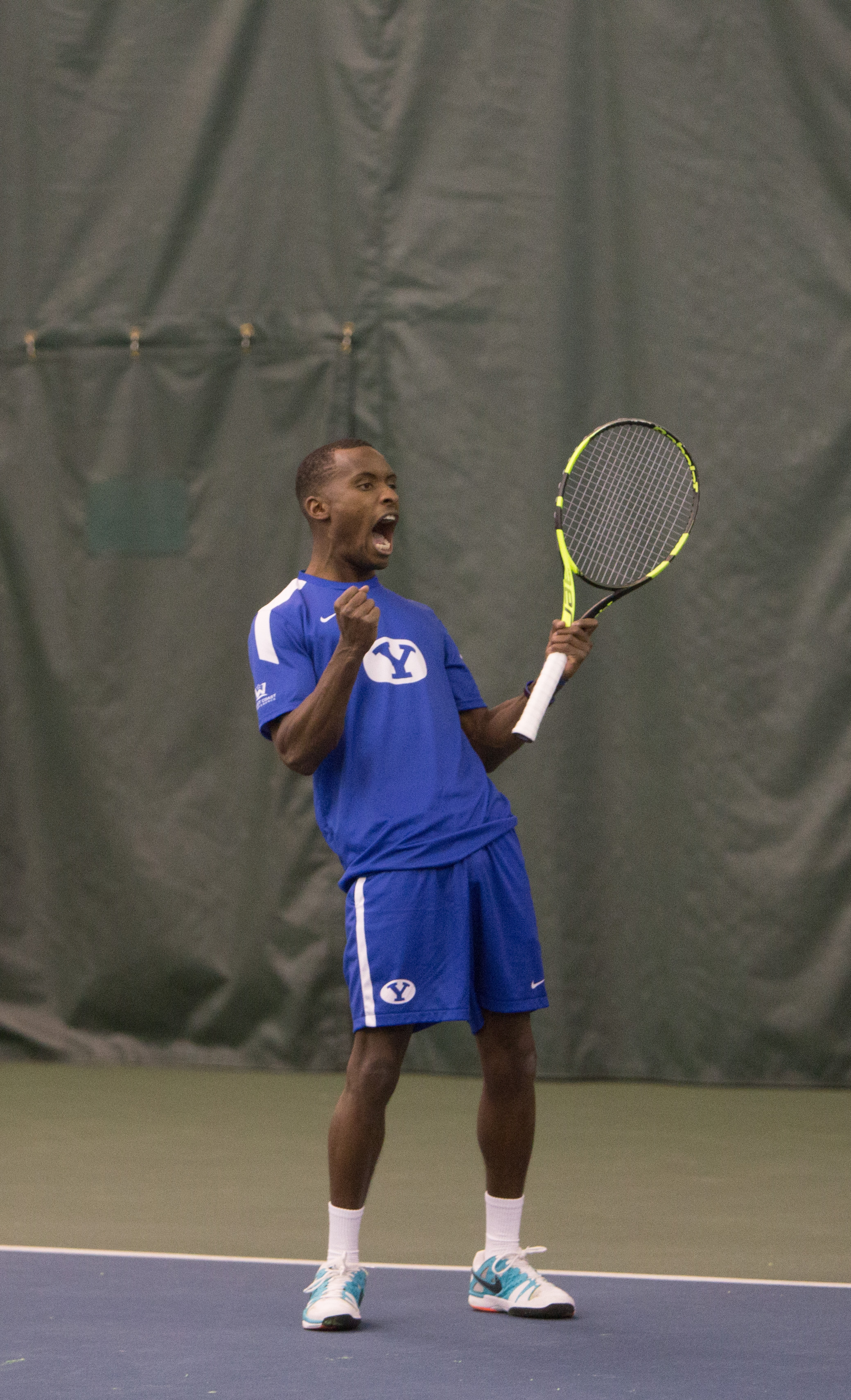 BYU men's tennis sweeps Boise State - The Daily Universe