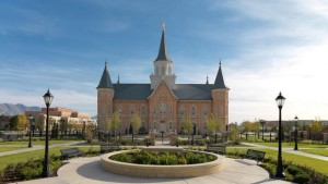 The Provo City Center Temple will open on March 22, 2016 (Mormon Newsroom)