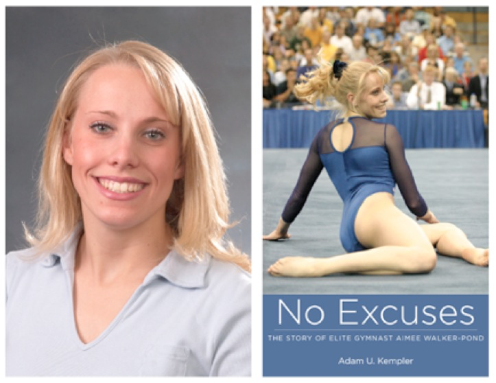 Deaf gymnast encourages BYU students to 'love who you are