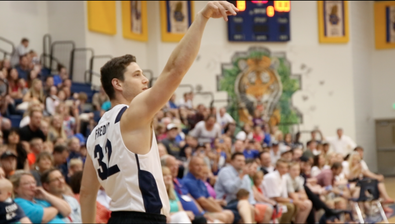 8312dd5b8a0 Jimmer Fredette led the Cougars to one of their best seasons in program  history. (Claire Anderson)