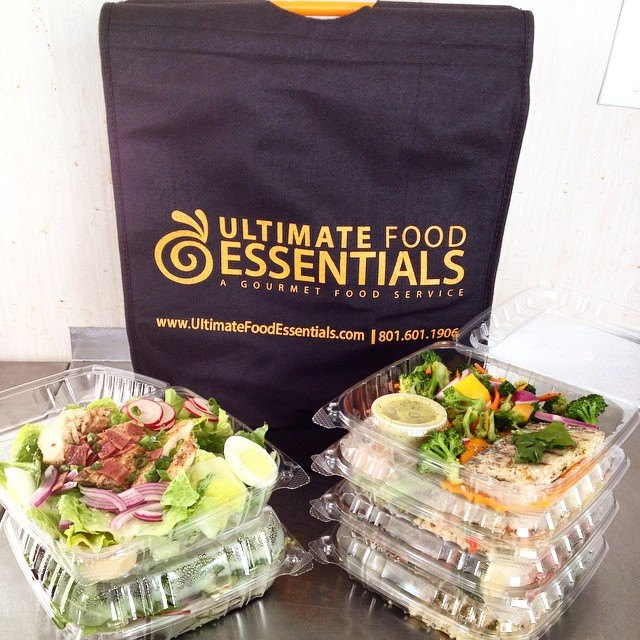 Ultimate Food Essentials is one of the meal delivery services that is unique to Utah. Meals are hand-delivered fresh to clients' homes. (Ultimate Food Essentials)