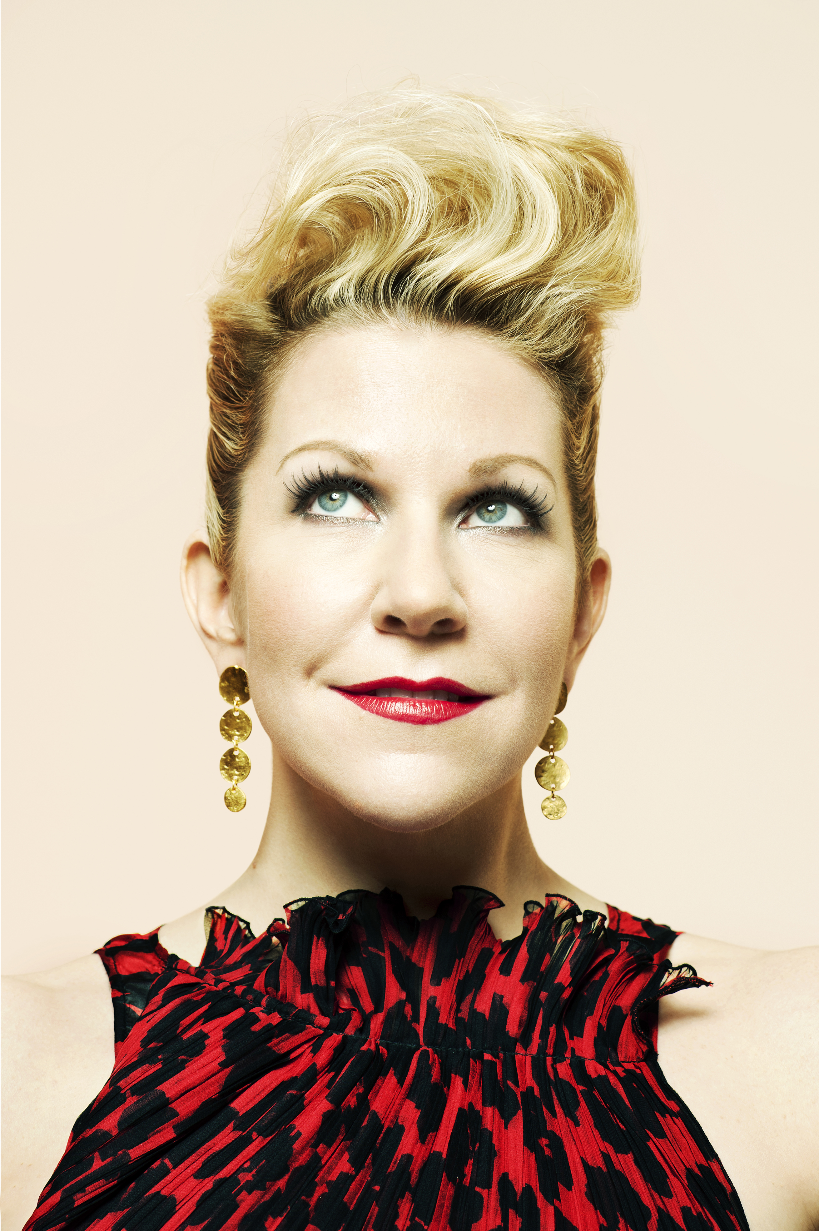 Joyce DiDonato conducted a master class with vocal performance students on Wednesday, Sept. 21, followed by her performance on Thursday, Sept. 22. Kansas native DiDonato said she remembers what it's like to study music at college. (Pari Dukovic)