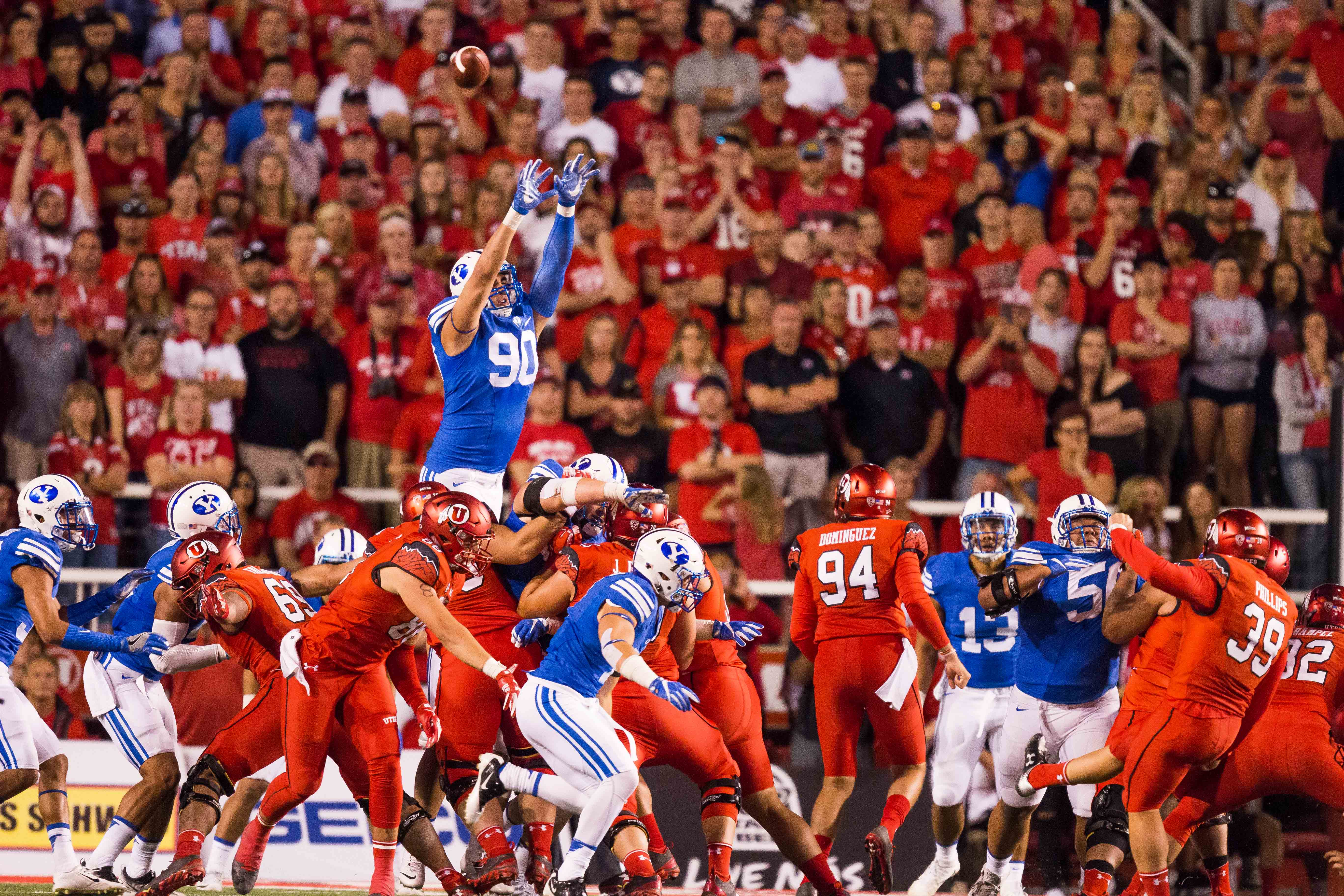 Byu Cougars Football Schedule 2020 BYU football schedules Minnesota, extends Utah   The Daily Universe