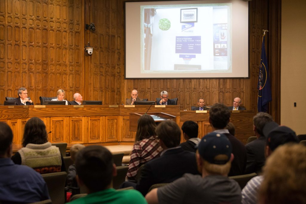 Students can make big impact in local government - The ...