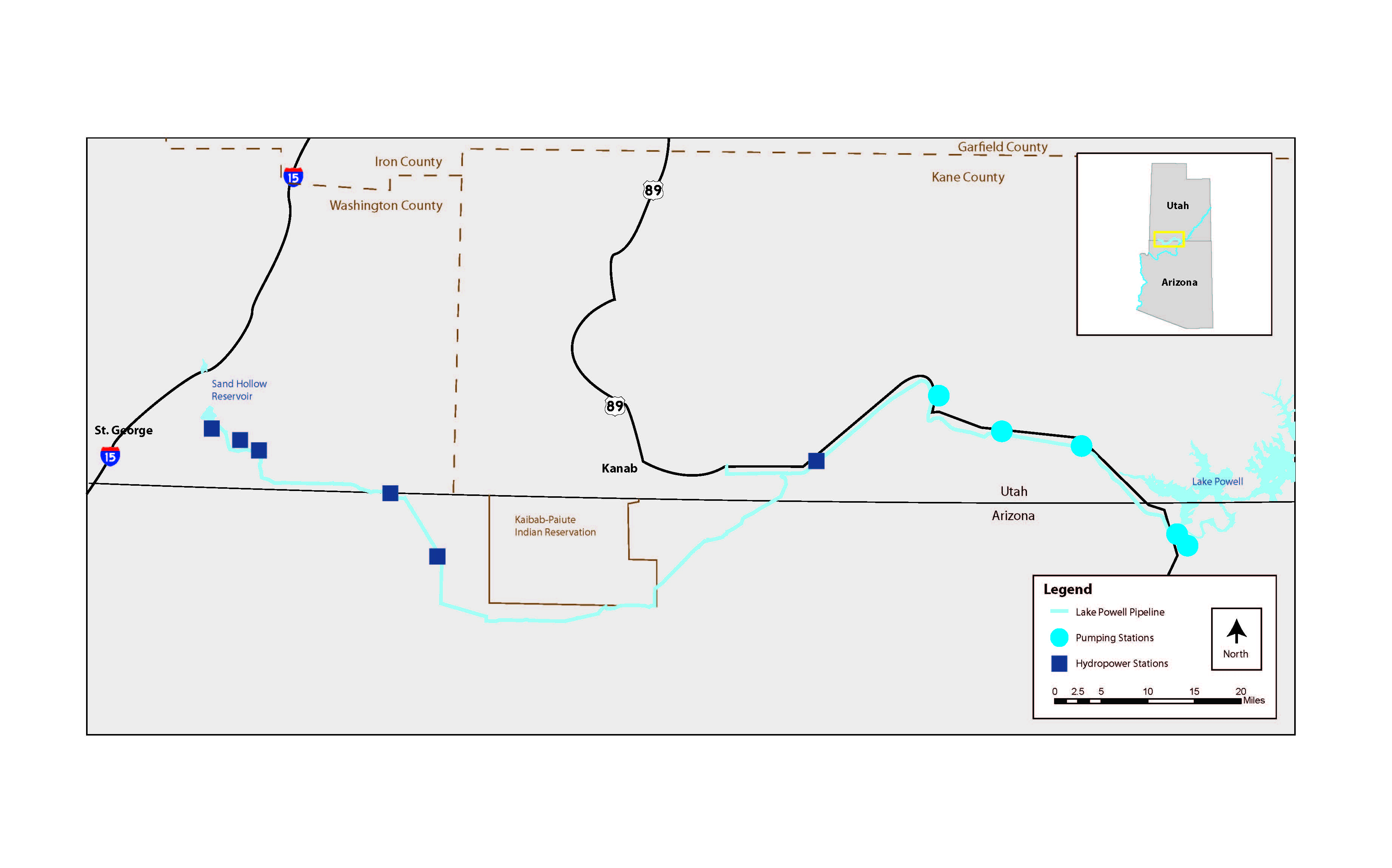 Opposition to Lake Powell Pipeline calls for conservation - The ...