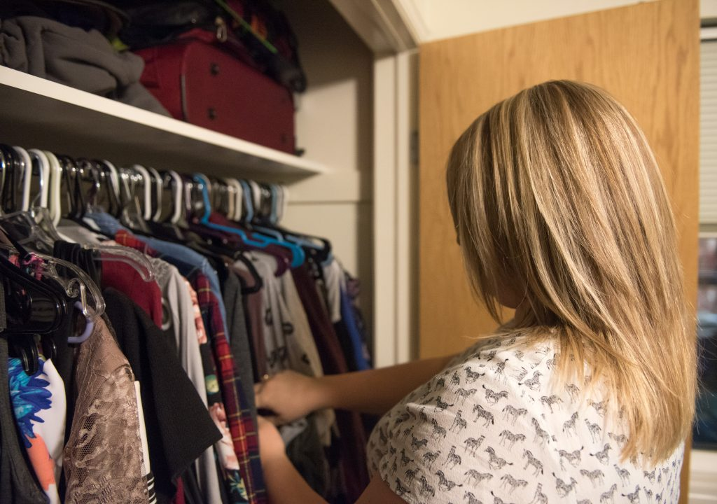 Closet, Organization, fashion
