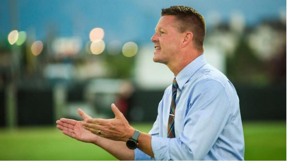Brett Anderson has been added to the BYU women's soccer staff. Anderson was previously the UVU head coach. (Utah Valley Athletics)
