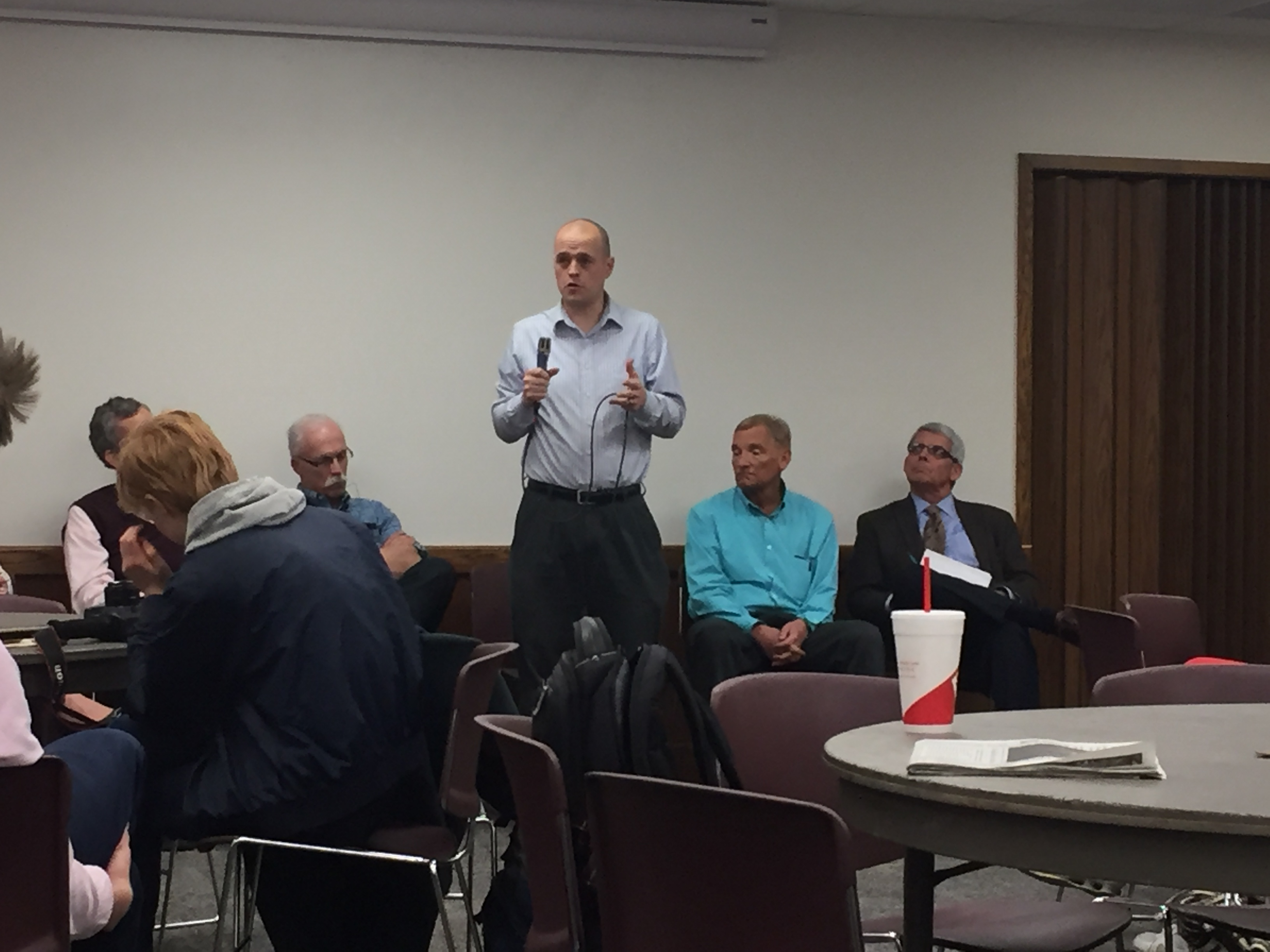 Provo City Council answers students' questions at Policy ...