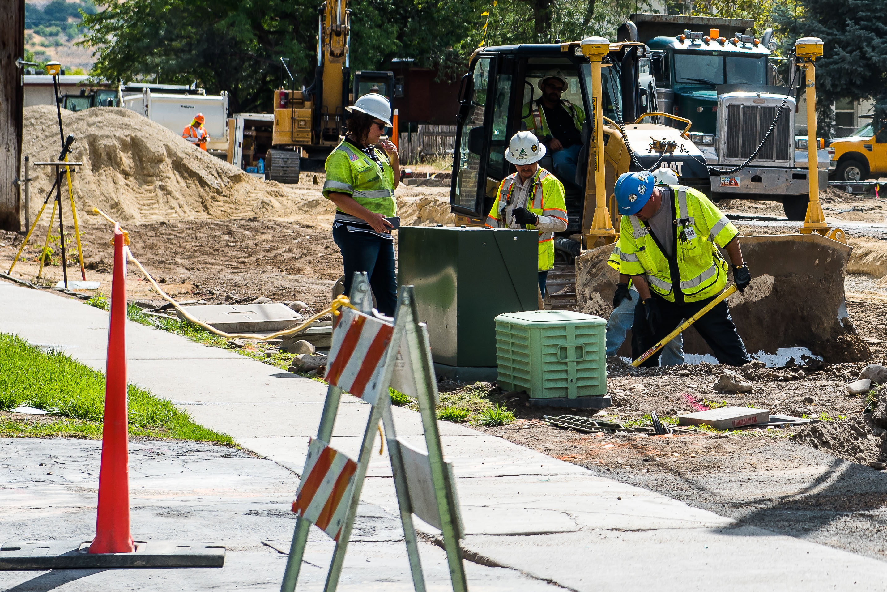 Major Provo construction due to new transport options