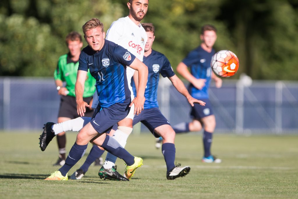 BYU men's soccer opens season with 1-1 draw at Utah State - The