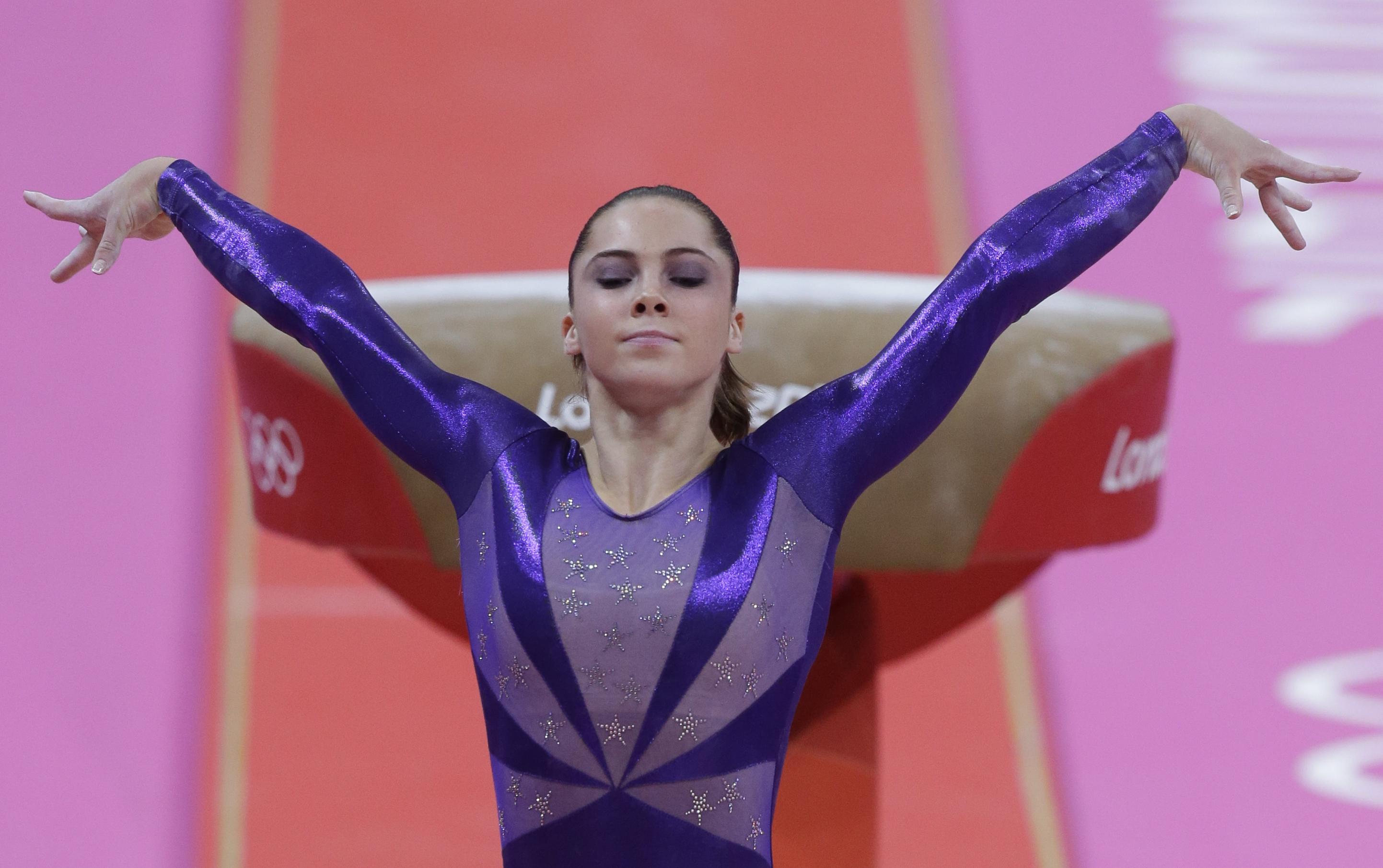 The Daily Dot on Twitter: Former USA gymnast McKayla