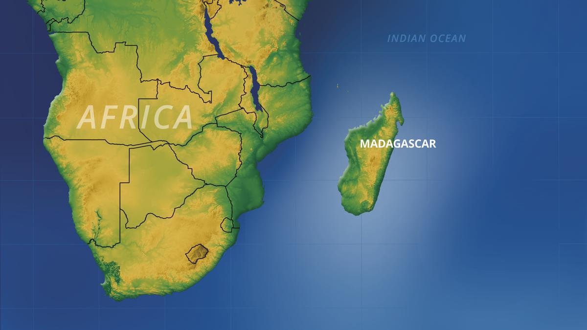 Isla De Madagascar Mapa.Lds Missionaries Temporarily Transferred From Madagascar