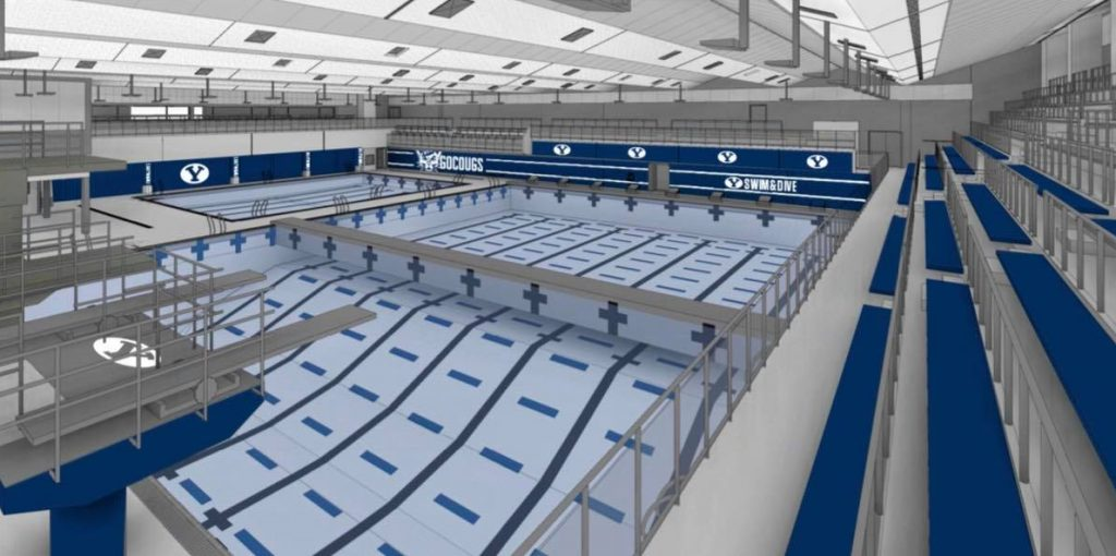 New pool design still hard to swallow for some alumni - The Daily ...