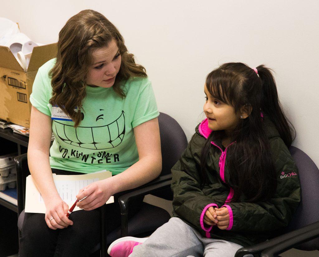 BYU volunteers help provide dental care for children in need