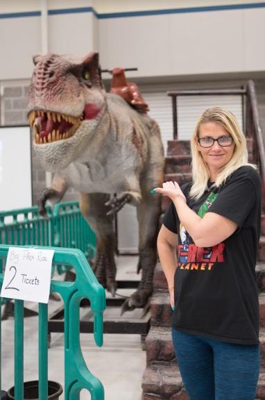 Jurassic Tour brings lifelike dinosaurs to Provo 6da2fda799
