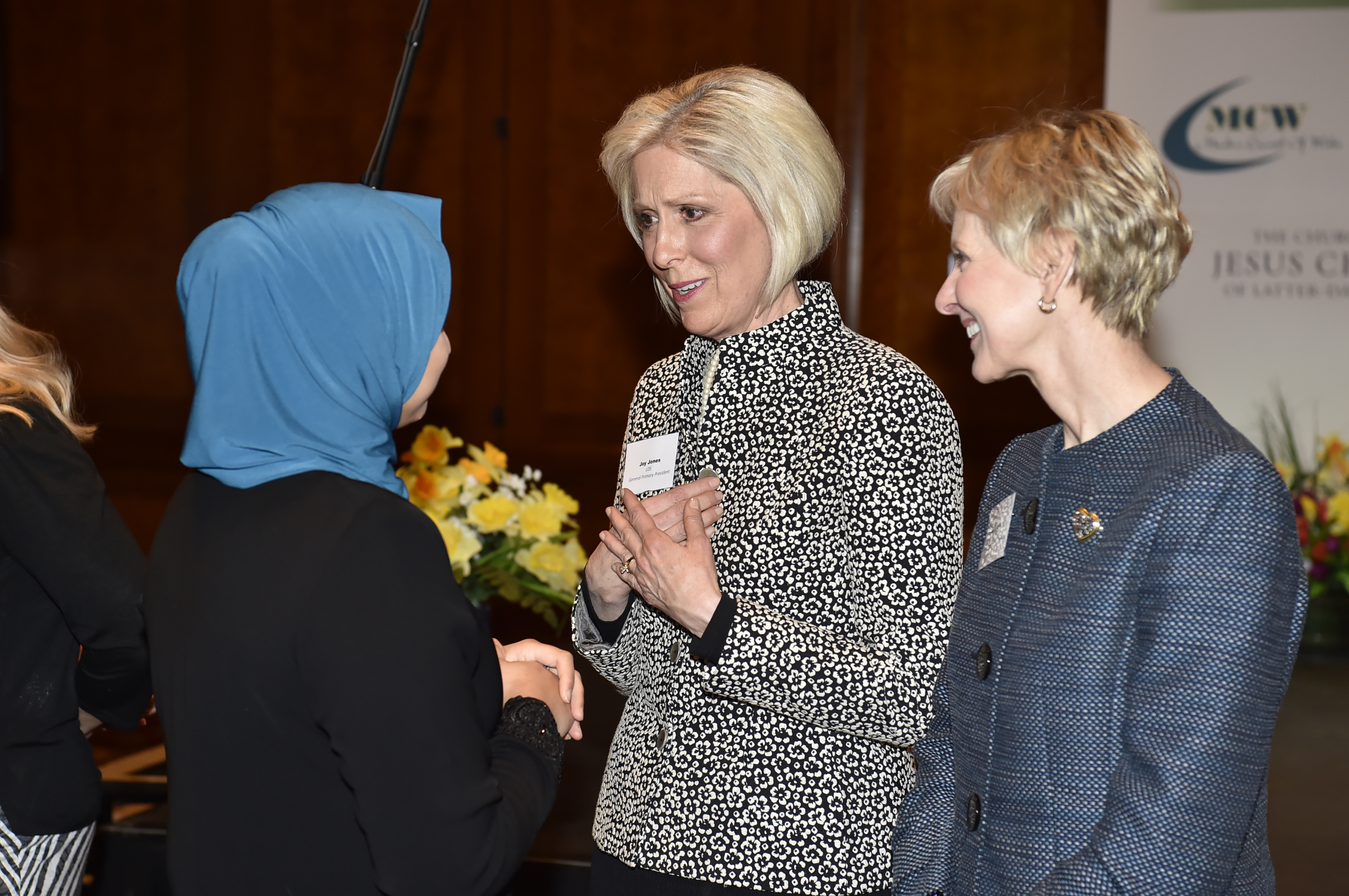 Women Leaders Gather In Wales For Interfaith Conference The Daily