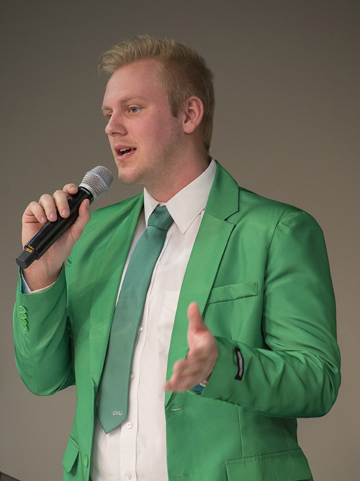 UVU student drops out of student elections